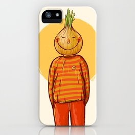 I'm alive iPhone Case