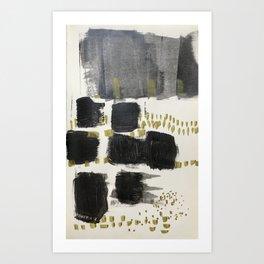 Feelings change (2) Art Print