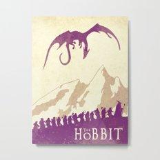 The Hobbit Metal Print