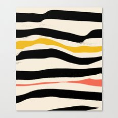 Night Swim — Matthew Korbel-Bowers Canvas Print