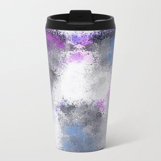 Galatic Light Metal Travel Mug