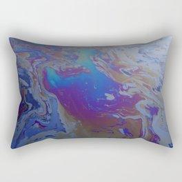 Gowanus Oil Slick Rectangular Pillow