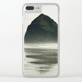Cannon Beach Clear iPhone Case