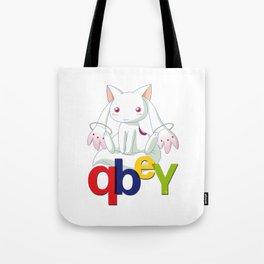 Kyubey Tote Bag
