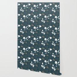 Magnolia flowers Wallpaper