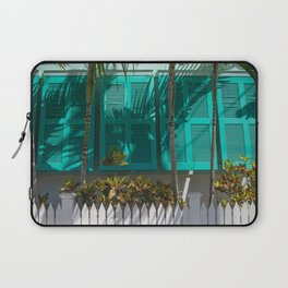 Tropical Color in Key West Laptop Sleeve