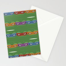 Teenage Mutant Ninja Turtles - TMNT Stationery Cards