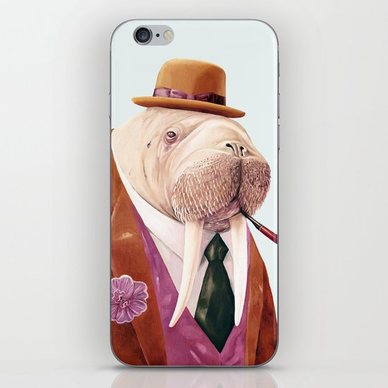 Walrus iPhone & iPod Skin
