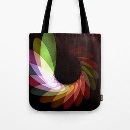 Elliptical Motion Tote Bag
