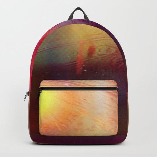 Disintegration (Falling Apart) Backpack