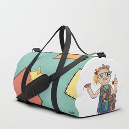 Patches Duffle Bag