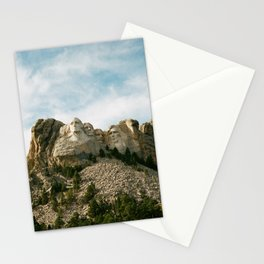 Mt. Rushmore Stationery Cards