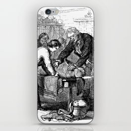 Dr. Crowley's Experiment  iPhone Skin