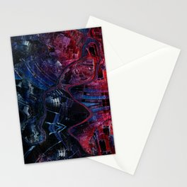 Meteor 56 Stationery Cards