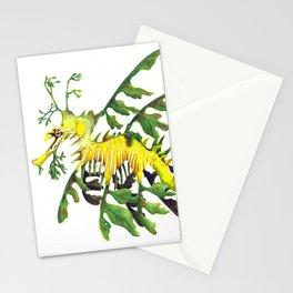 Australian Leafy Seadragon Stationery Cards