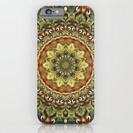 Flower Of Life Mandala (Mystic's Charm) iPhone Case