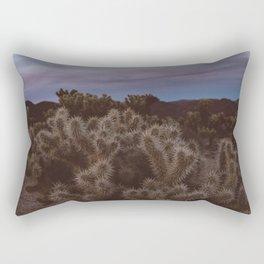 Cholla Cactus Garden VIII Rectangular Pillow