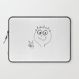 Awkward Boychild Laptop Sleeve