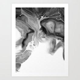 That Moment - #society6 #decor #modernart Art Print
