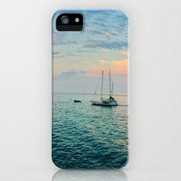 Hamilton Cove, Catalina Island iPhone Case