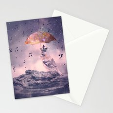 Down Pour Stationery Cards