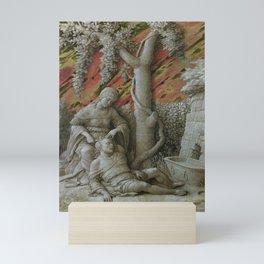 Andrea Mantegna - Samson and Dalila Mini Art Print