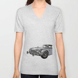 THE Bond Car. Unisex V-Neck