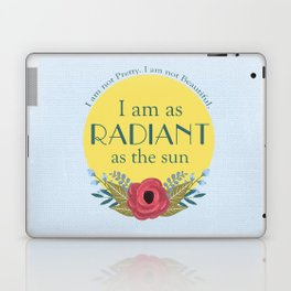 As the Sun Laptop & iPad Skin