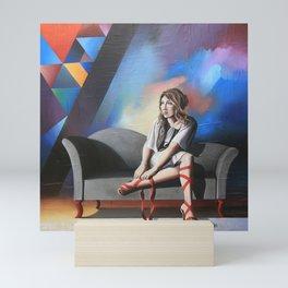 IRIDE Mini Art Print