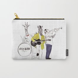 Bestial jazz-band Carry-All Pouch