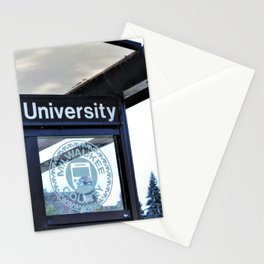 Marquette Stationery Cards