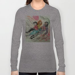 Death and All Her Resting Lovers Long Sleeve T-shirt