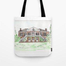 University of Alabama, Alabama, Greek life Tote Bag