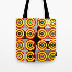 Abstract #1 Tote Bag