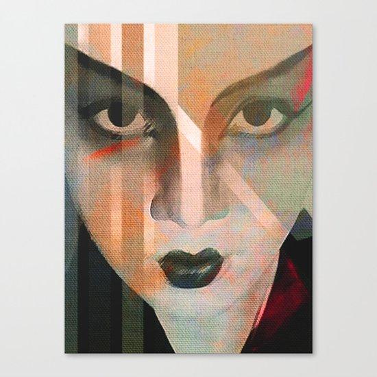 魔女 (Witch) Canvas Print