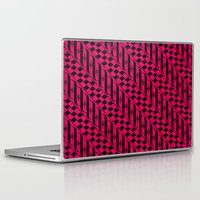 the strokes Laptop & iPad Skins featuring Strokes by Susan Marie