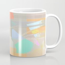marine layer breakin off Coffee Mug