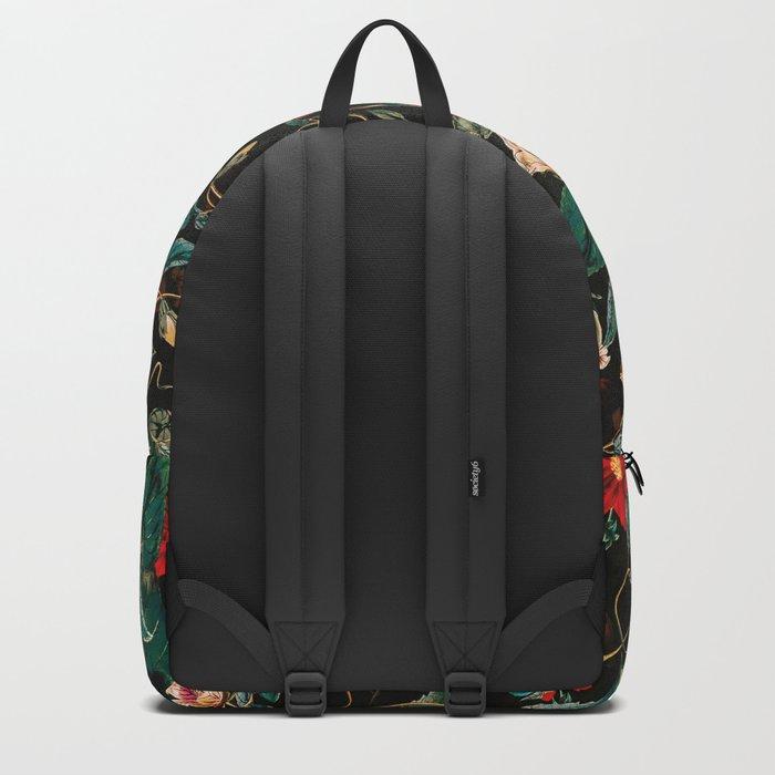 TROPICAL JUNGLE - Night II Backpack