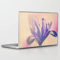 iris Laptop & iPad Skins featuring Iris by LoRo  Art & Pictures