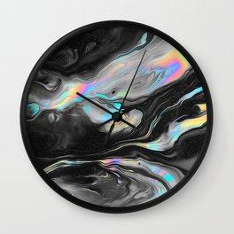 BROKEN + DESERTED Wall Clock