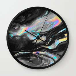 BROKEN + DESERTED Wall Clock