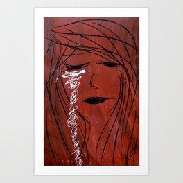 The Awakening by Kat Brandao Art Print