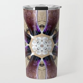 Baskets, Bubbles and Buttons Travel Mug