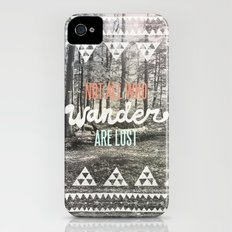 Wander iPhone (4, 4s) Slim Case