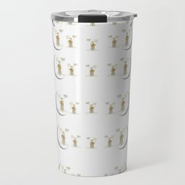 angels under the  sun and peace doves Travel Mug