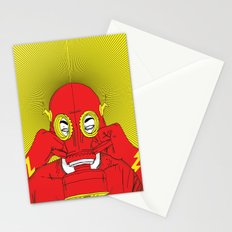 Unmask The : Flash Stationery Cards