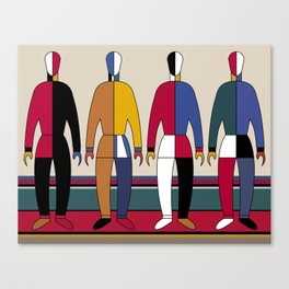 Suprematism Men Canvas Print