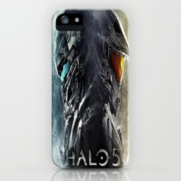halo 5 iPhone Case