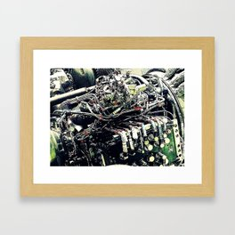 Complexity Framed Art Print