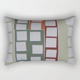 Cityscape 1 Rectangular Pillow